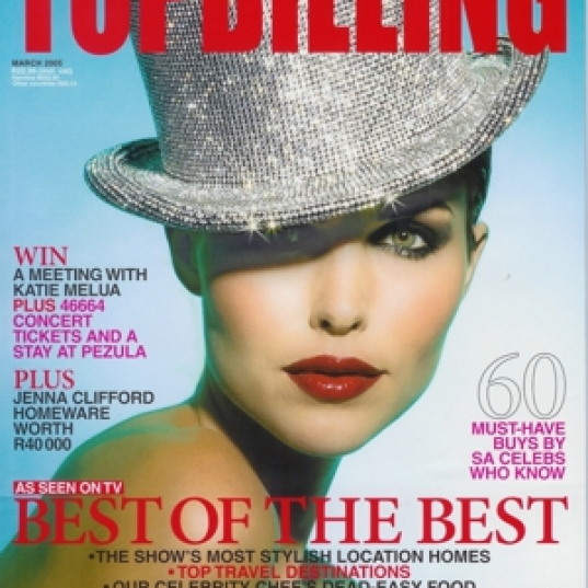 Top Billing Cover