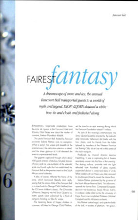 Fancourt Ball  Mag Pg1